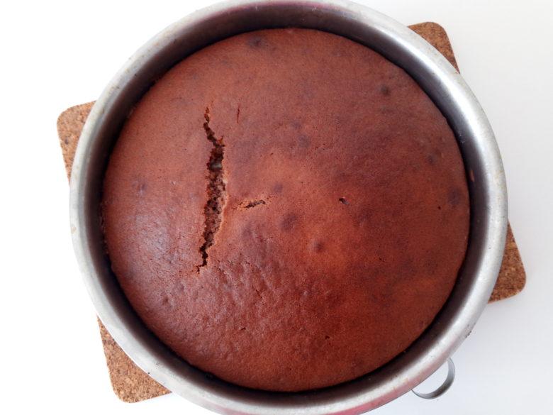 Ricetta torta al cioccolato e cocco cottura torta