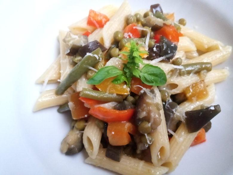 ricetta vegetariana pronta