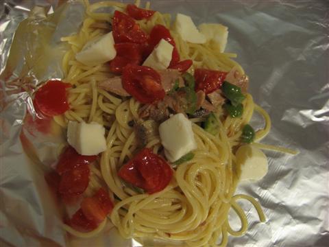 pasta-al-cartoccio
