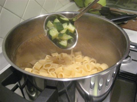 Pasta-zucchine
