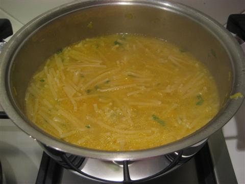 pasta-zucca