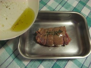 Arrosto di vitello