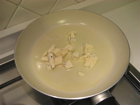 Pasta e prosciutto