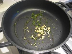 Pasta verza e patate