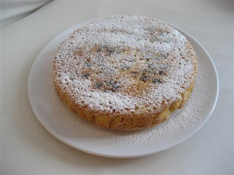Torta soffice