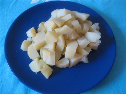 Ricetta di insalata