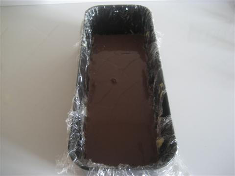 disporre crema al cacao