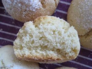 Interno biscotti al cocco