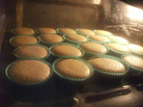Cuociono in forno per 15-20 minuti a 180 gradi! :)