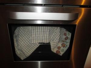 e far lievitare in forno spento chiuso per un ora
