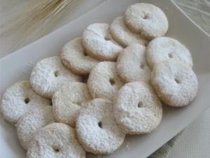 Presentazione biscotti canestrelli