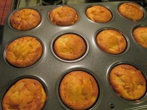 muffin appena sfornati :)