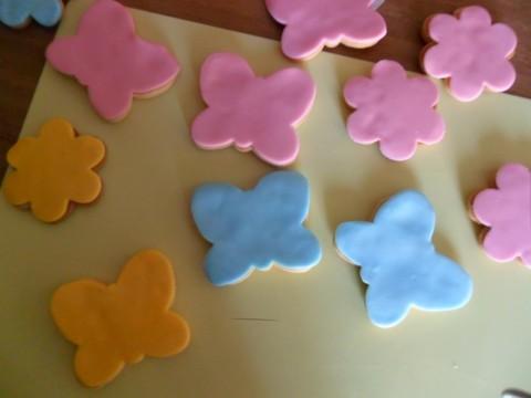Utilizzare diversi colori, in modo da avere un po' di varietà :-)