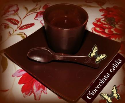 Presentazione Cioccolata calda Bimby