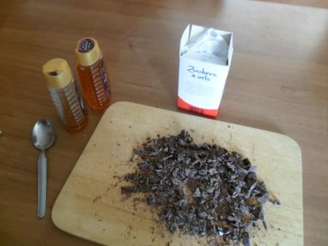 Ingredienti cioccolato plastico