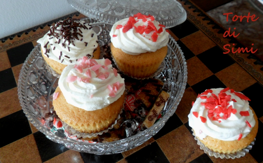 Presentazione cupcakes