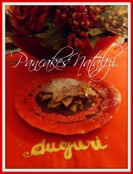 Ricetta pancakes Presentazione
