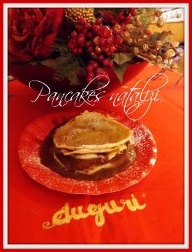 Ricetta pancakes Presentazione 2
