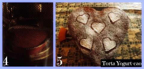 Cuocere in forno caldo a 180° per 40 minuti circa