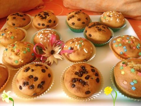 muffin dolci Presentazione
