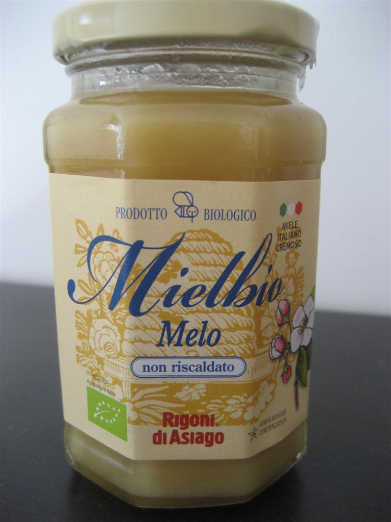 Mielbio miele di melo Rigoni di Asiago