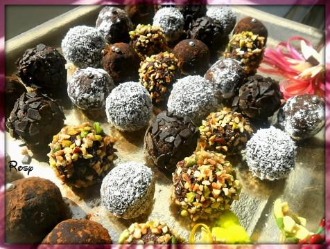ecco i nostri delizosi dolcetti pronti da servire!!!