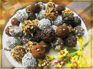 Cioccolatini al rhum