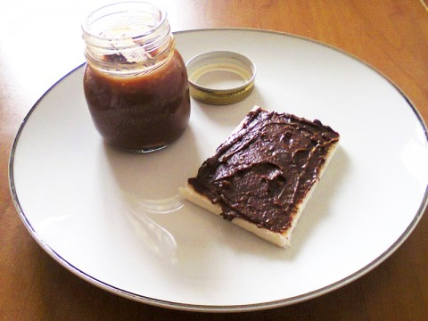 Ricetta Nutella fatta in casa