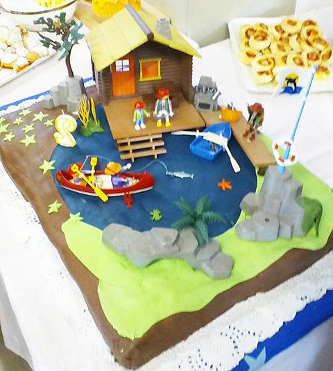 La Torta di Oriana