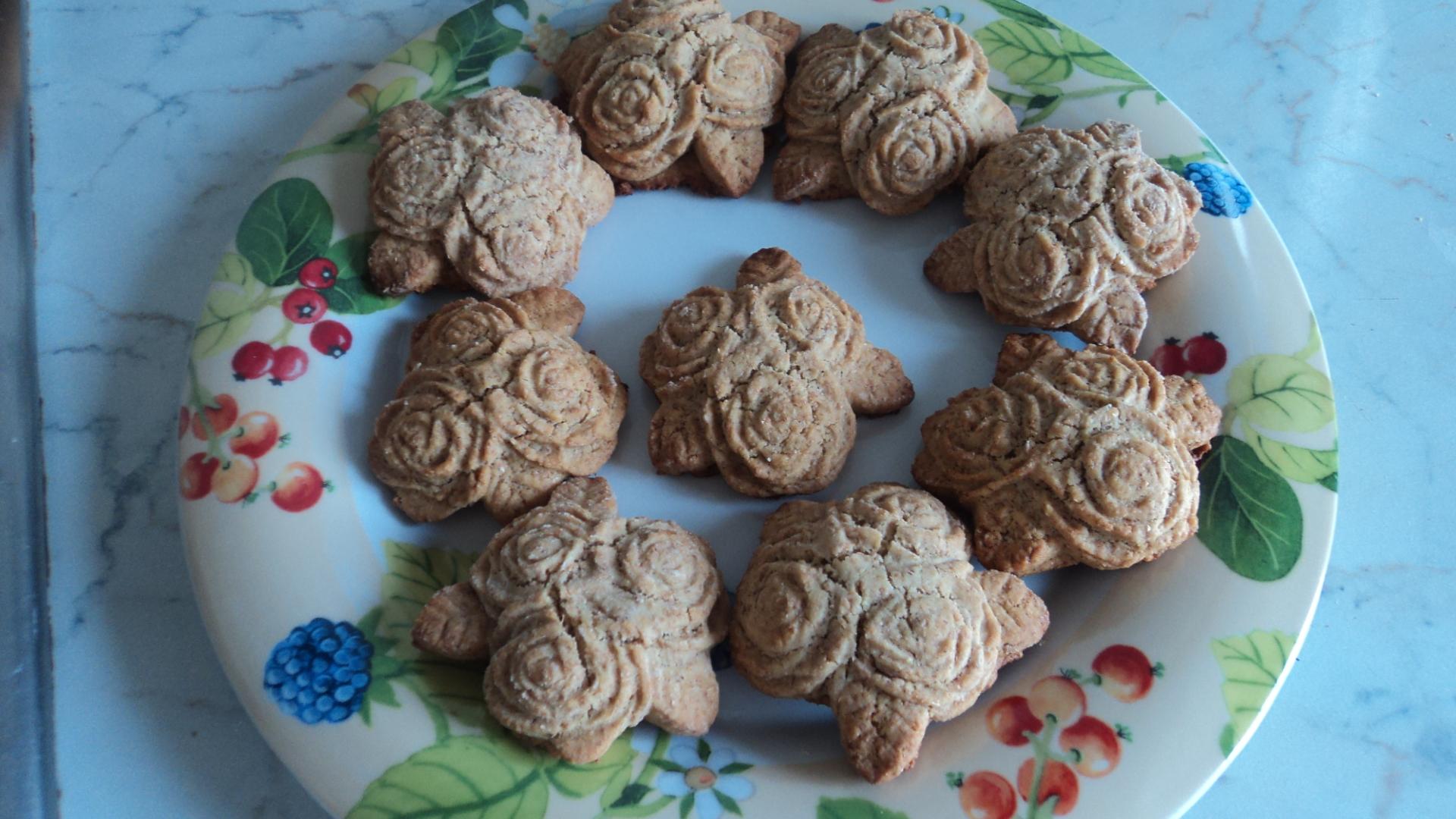 biscottini integrali presentazione