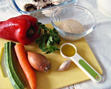 Gli altri ingredienti della ricetta