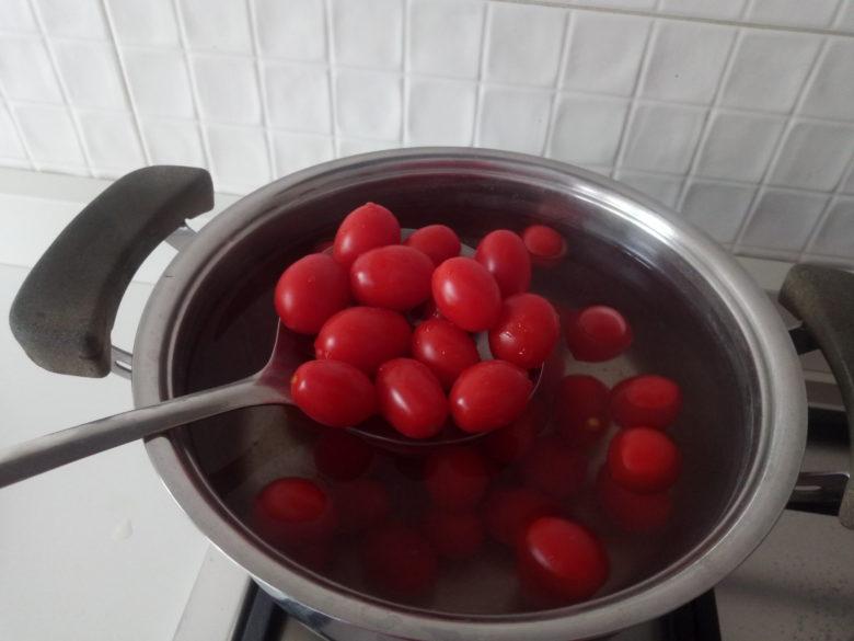 cuocere i pomodori