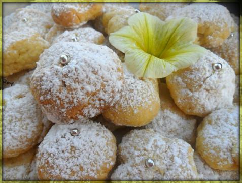 Biscottini al limone presentazione