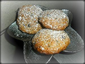 Biscotti riso soffiato e amaretti