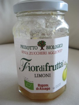 Saccottino al limone ingrediente principale