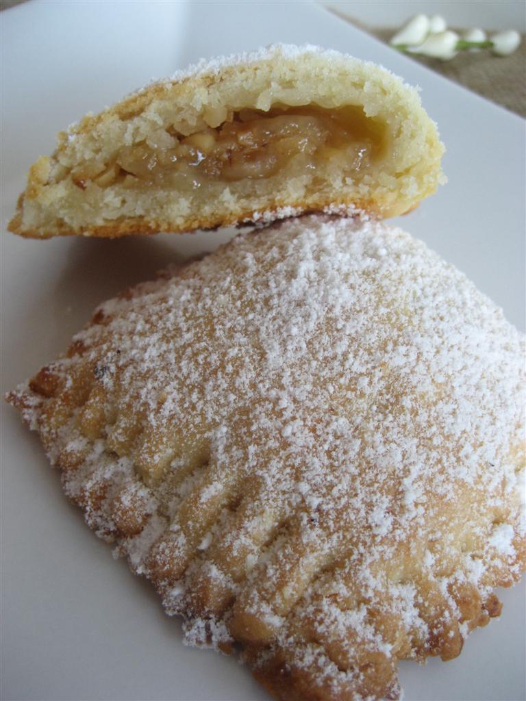 Biscotti alla marmellata di limoni presentazione