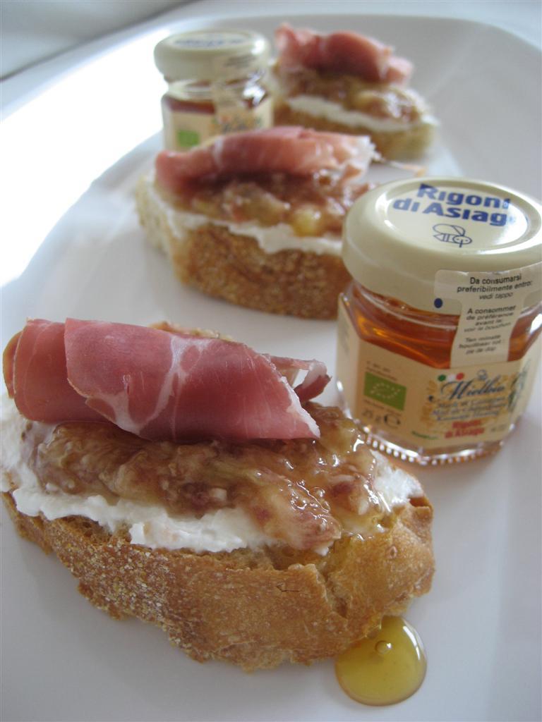 Presentazione colazione ideale
