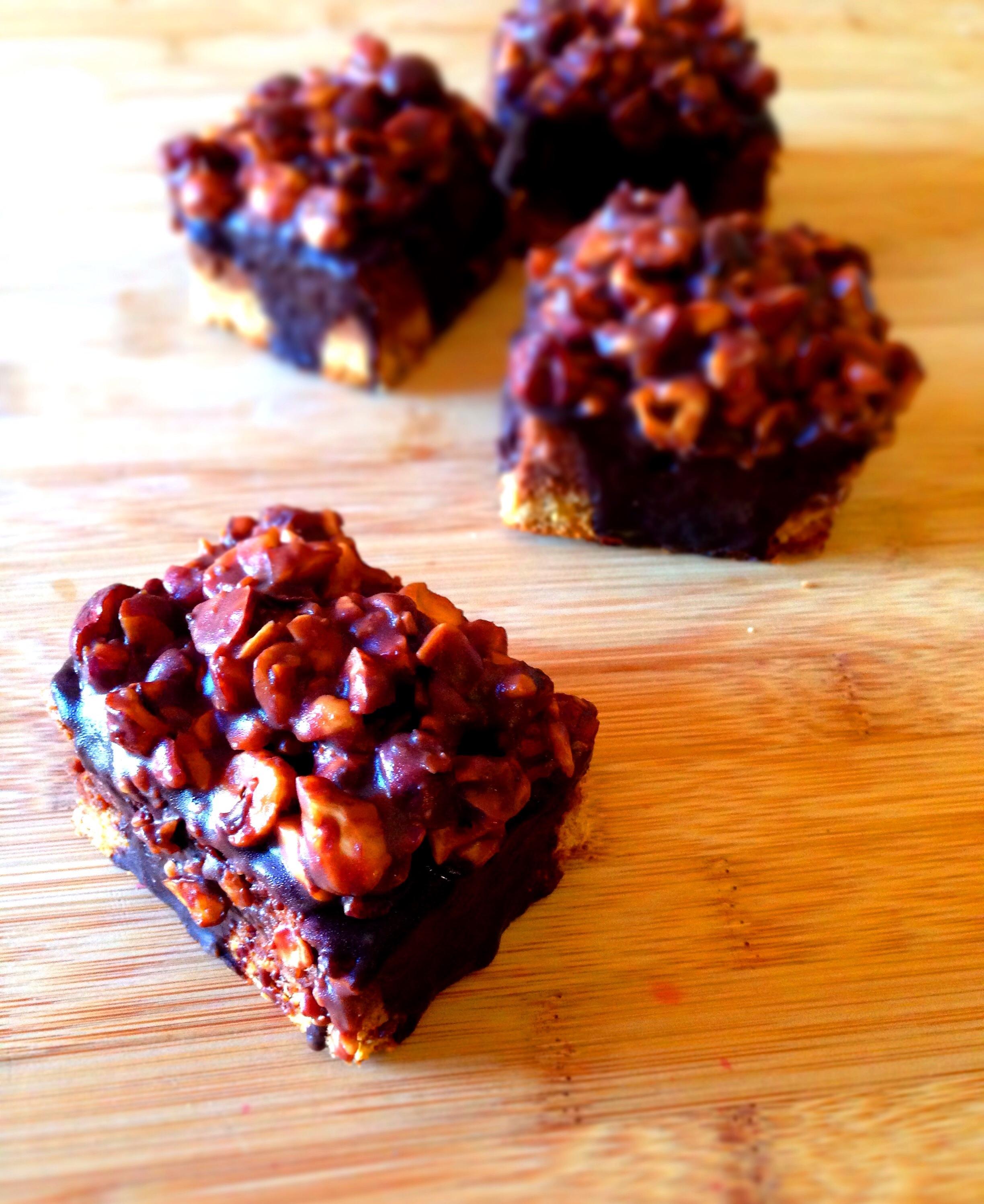 Brownie alla Nocciola & Cioccolato