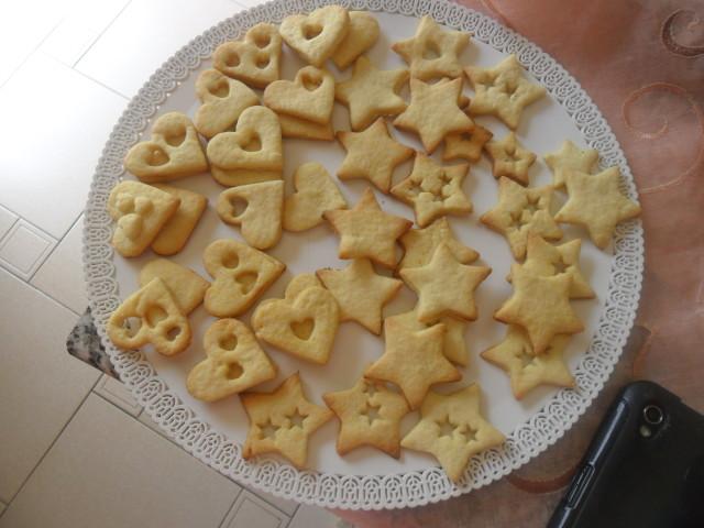 Quando i biscotti saranno pronti,