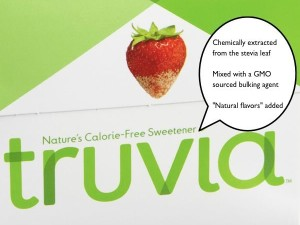 Stevia dolcificante: cancerogena