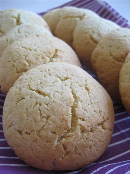 Biscotti morbidi presentazione
