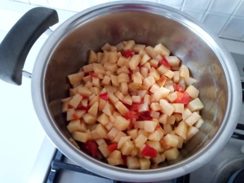 introdurre le patate