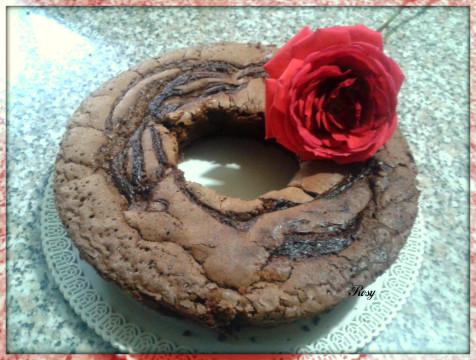 Ricetta Ciambella al cioccolato pronta