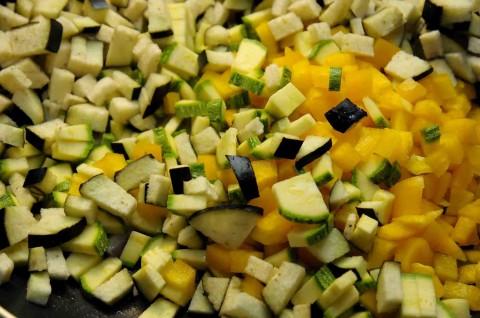 Verdure in padella