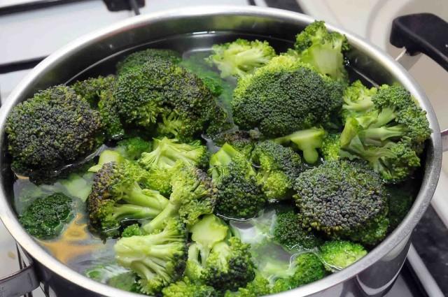 scottate i broccoli