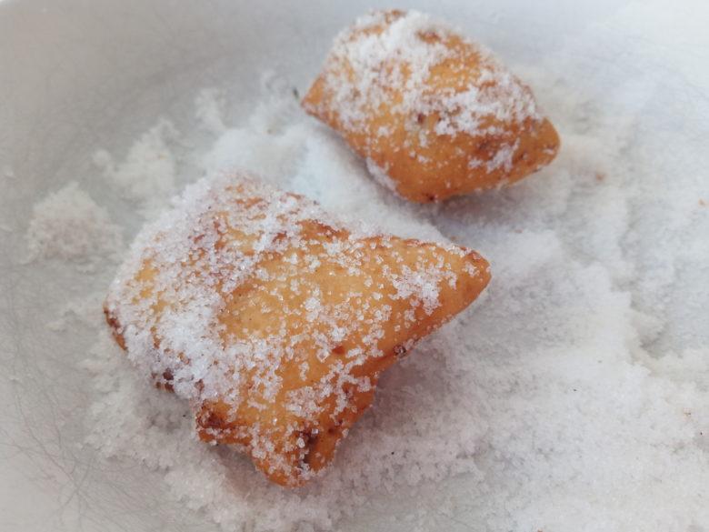 immergere nello zucchero