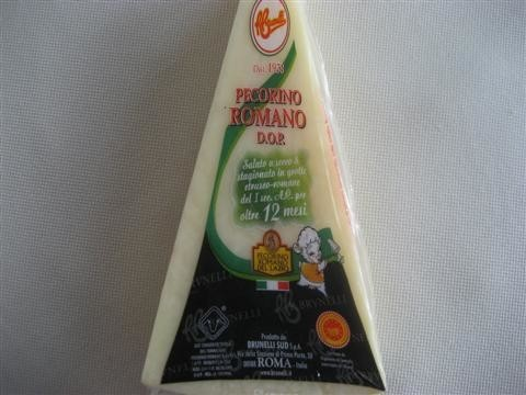 Ingrediente principale pecorino