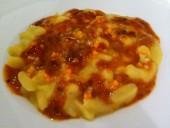 Un piatto della tradizione Campana che si veste d