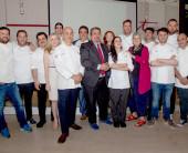 È stato eletto a New York il Miglior piatto di Pasta: il #primodimanhattan è quello dello chef Massimo Sola, vincitore del premio ideato dal Pastificio Di Martino