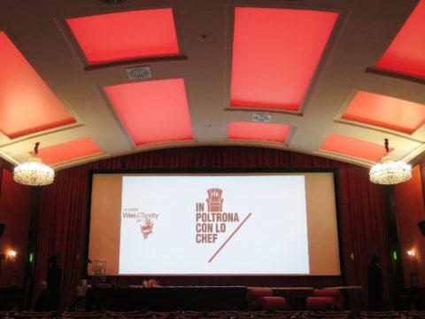 In Poltrona con lo Chef – gran finale L'arte al centro dello spettacolo con Nino di Costanzo